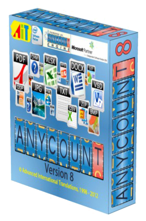 AnyCount software for translators and translation agencies